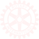 Logo Rotary International (rose pâle)