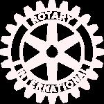 Logo Rotary International (rose pâle)