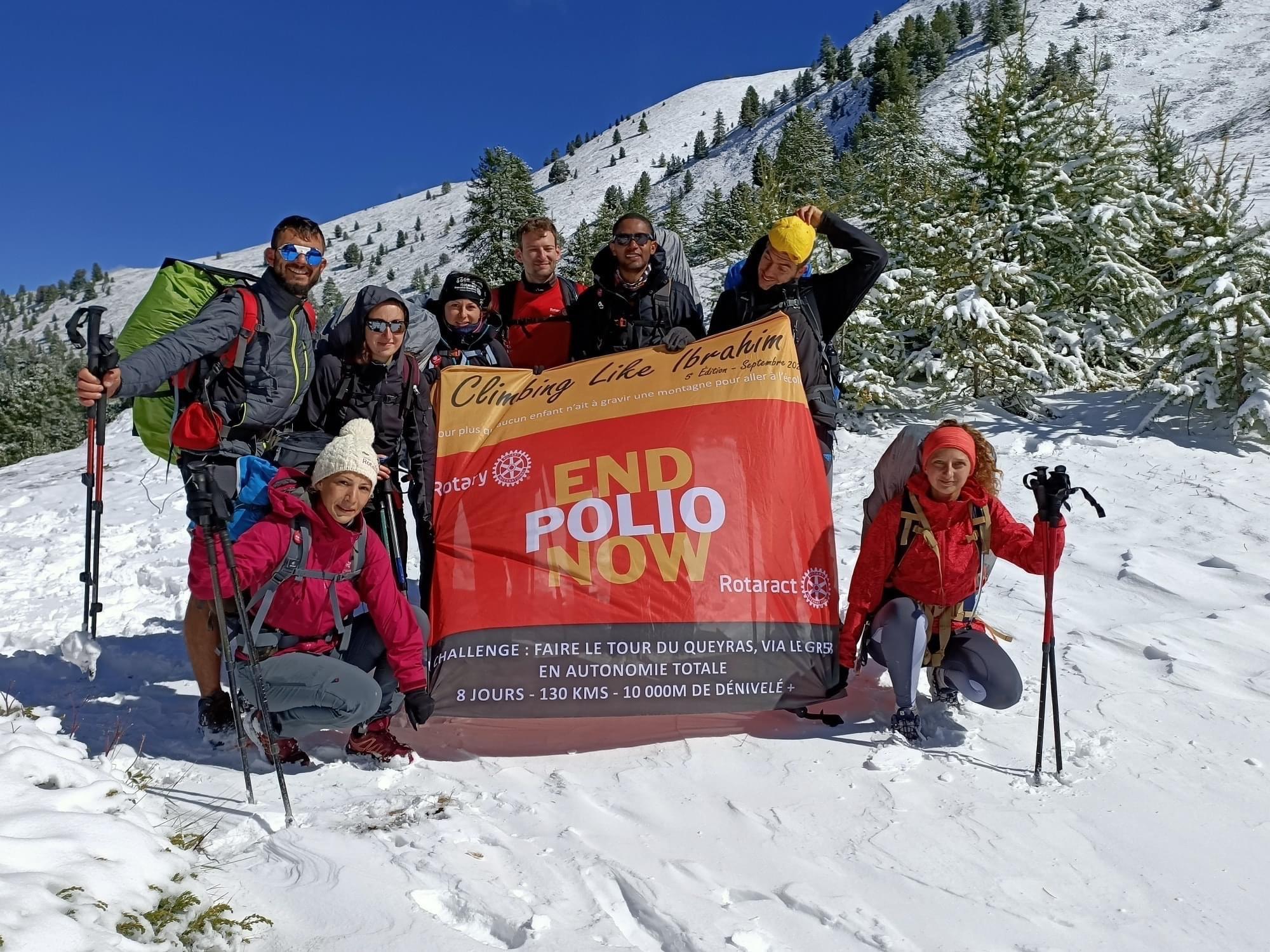 End Polio Now Photo